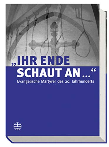 Ihr Ende schaut an.: Harald Schultze