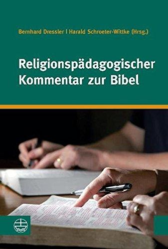9783374030316: Religionsp�dagogischer Kommentar zur Bibel