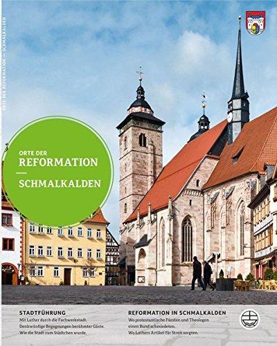 9783374031474: Schmalkalden (Orte Der Reformation)