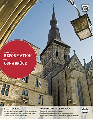 Osnabr|ck (Orte Der Reformation) (German Edition): Martin H Jung