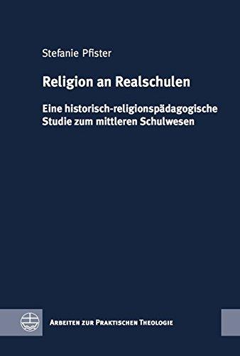 Religion an Realschulen: Stefanie Pfister