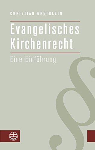 9783374040674: Evangelisches Kirchenrecht: Eine Einf�hrung