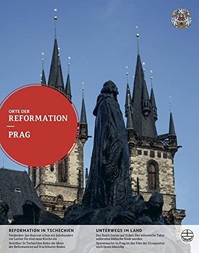 9783374041169: Prag Und Tschechien (Orte Der Reformation)