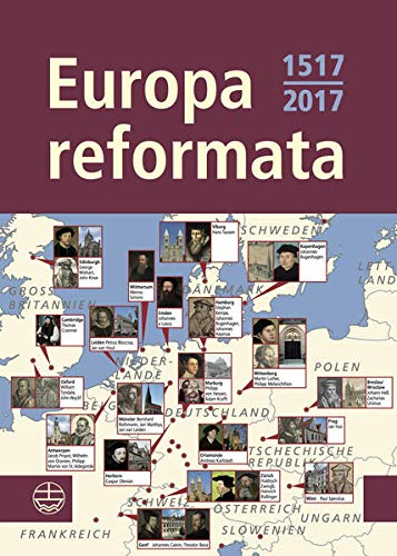 9783374041190: Europa Reformata: Reformationsstädte Europas und ihre Reformatoren