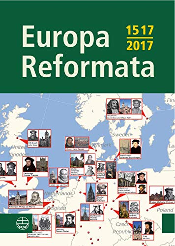 9783374041305: Europa Reformata: European Reformation Cities and Their Reformers