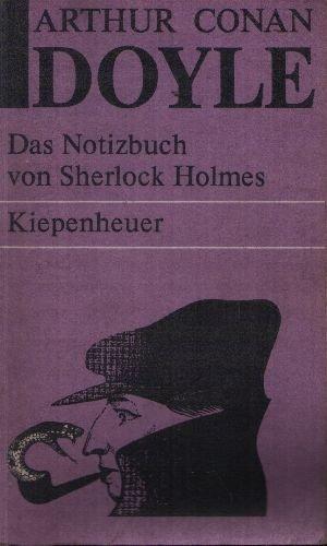 5. Das Notizbuch von Sherlock Holmes: Conan Doyle, Arthur: