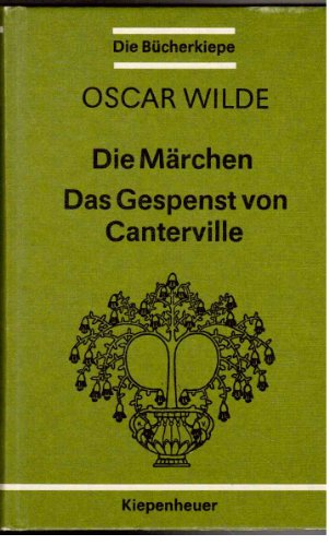 Die Marchen Das Gespenst von Canterville (9783378001657) by Oscar Wilde
