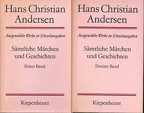 9783378003491: Sämtliche Märchen und Geschichten. Ausgewählte Werke in Einzelausgaben