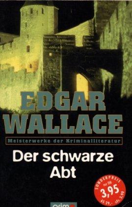 9783378003828: Der schwarze Abt. Kriminalroman