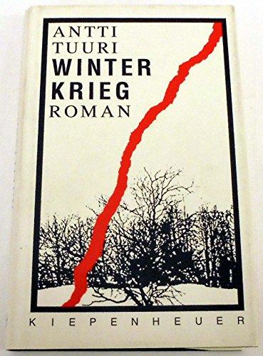 9783378005044: Winterkrieg. Roman