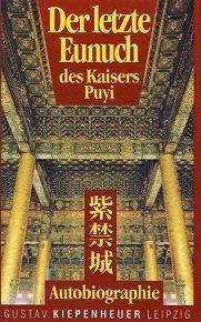 9783378005457: Der letzte Eunuch des Kaisers Puyi.