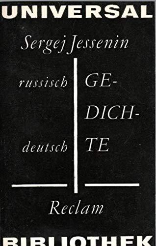 9783379000093: Gedichte. Russisch und deutsch (Livre en allemand)
