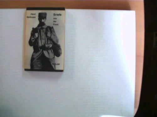 9783379000635: Briefe von der Front (Livre en allemand)