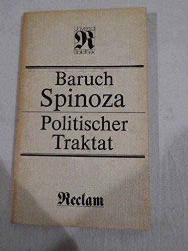 9783379002677: Politischer Traktat (Philosophie, Geschichte, Kulturgeschichte) (German Edition)