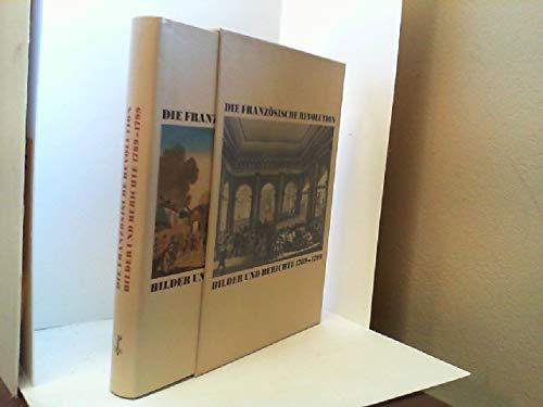 9783379003827: Die Franzosische Revolution: Bilder und Berichte 1789-1799