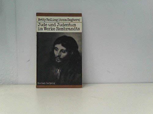 9783379006088: Jude und Judentum im Werke Rembrandts