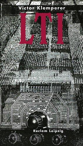 9783379007597: LTI: Notizbuch eines Philologen
