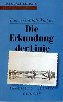 9783379014724: Die Erkundung der Linie. Erzählung - Aufsatz - Gedicht