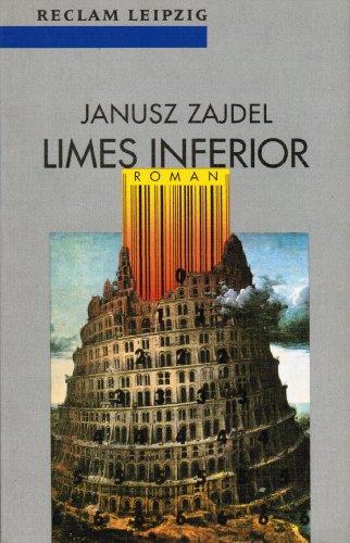 9783379014847: Limes inferior. Roman
