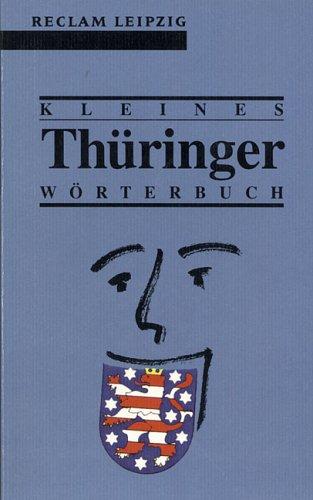 9783379015219: Kleines Thüringer Wörterbuch (Reclam-Bibliothek) (German Edition)