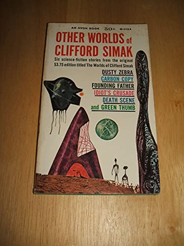 9783380010968: The Worlds of Clifford Simak