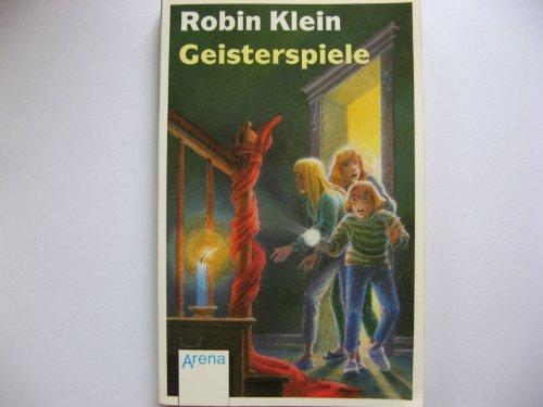 9783401016993: Geisterspiele