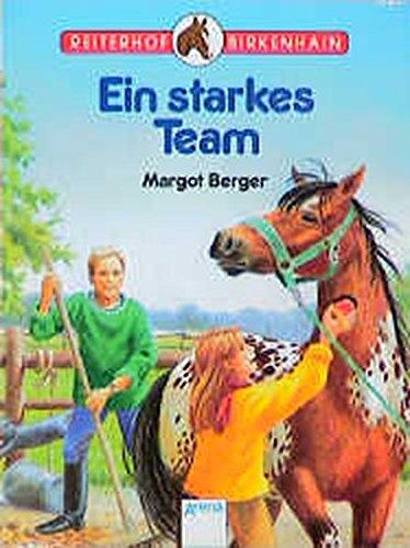 9783401019734: Reiterhof Birkenhain 04. Ein starkes Team