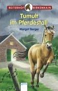 9783401019826: Reiterhof Birkenhain. Tumult im Pferdestall. (Big Book)