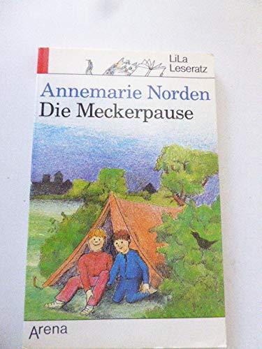 9783401020020: Die Meckerpause