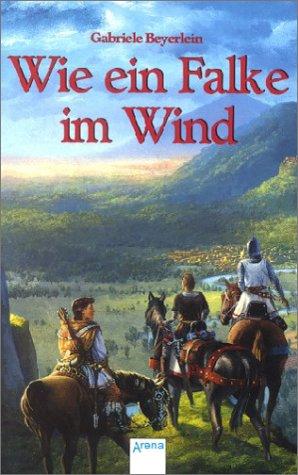 9783401021263: Wie ein Falke im Wind. ( Ab 12 J.).