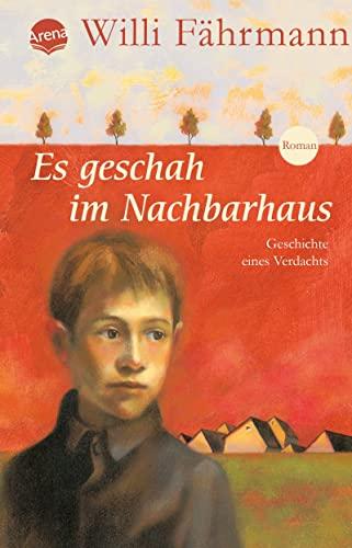 9783401025001: Es Geschah IM Nachbarhaus (German Edition)