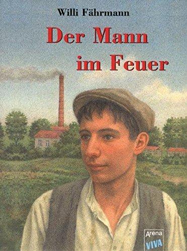 Der Mann im Feuer - Fink Saga 1 - Fährmann, Willi