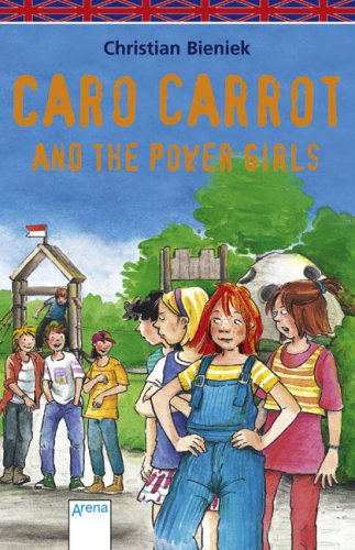 9783401029788: Caro Carrot and the Power Girls