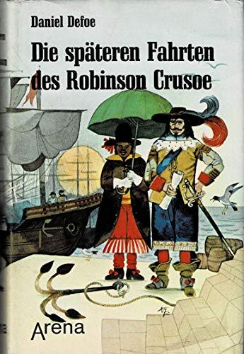9783401038230: ROBINSON CRUSOE PRESENTE PAR MICHEL TOURNIER. COLLECTION 1000 SOLEILS