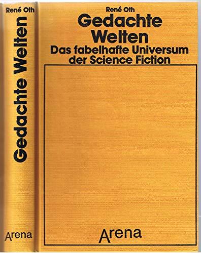 9783401039237: Gedachte Welten: Das fabelhafte Universum der Science Fiction (German Edition)