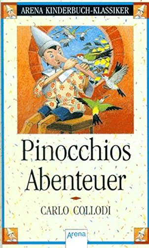9783401044804: Pinocchios Abenteuer: Arena Kinderbuch-Klassiker