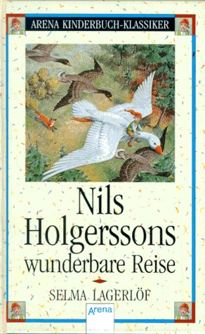 9783401044965: Nils Holgerssons wunderbare Reise.