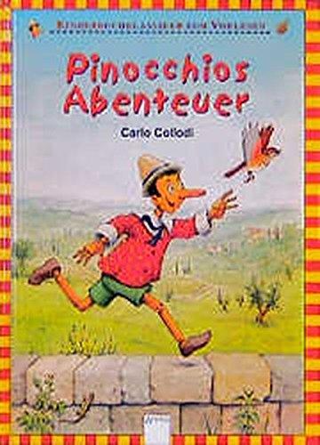 9783401051406: Pinocchios Abenteuer