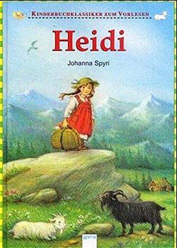 9783401051420: Heidi