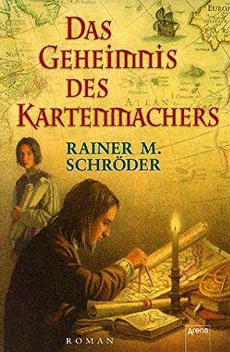 9783401051512: Das Geheimnis des Kartenmachers. ( Ab 12 J.).