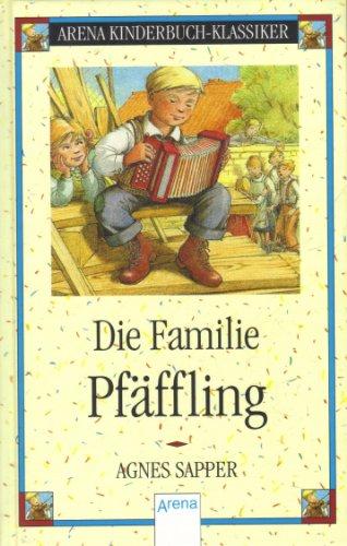 9783401052441: Die Familie Pfäffling.