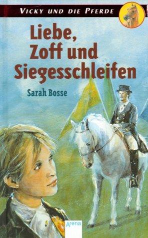 9783401052694: Vicky und die Pferde, Liebe, Zoff und Siegesschleifen