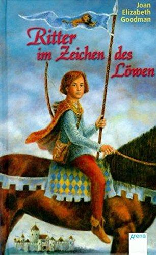 9783401054148: Ritter im Zeichen des Löwen