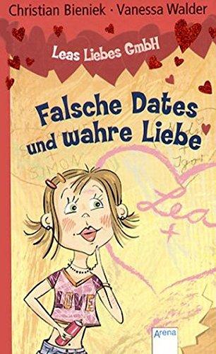 9783401054834: Leas Liebes GmbH. Falsche Dates und wahre Liebe