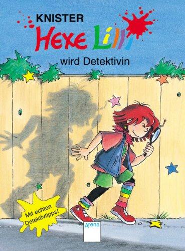 9783401056258: Hexe Lilli wird Detektivin