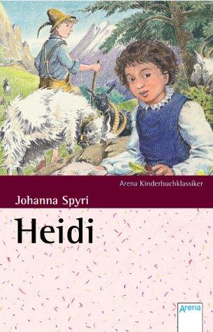 9783401057064: Heidi: Heidis Lehr- und Wanderjahre