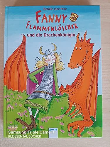 9783401057460: Fanny Flammenlöscher und die Drachenkönigin.
