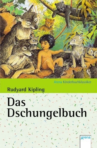 9783401058344: Das Dschungelbuch, Sonderausgabe