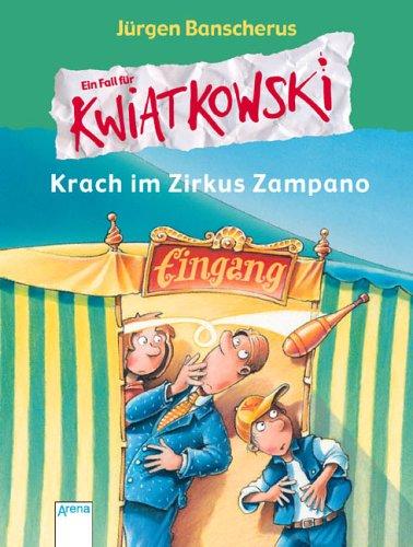 9783401058580: Krach im Zirkus Zampano