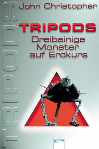 9783401058726: Triponds. Dreibeinige Monster auf Erdkurs